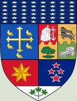Pan-Saxon Coat of Arms