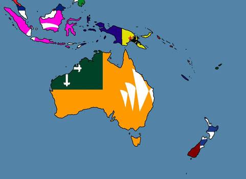 Alternate Flags of Australasia