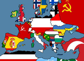 Victorious Central Powers  (1929) by SteamPoweredWolf
