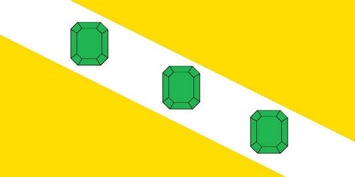 Variant Flag of Columbia by SteamPoweredWolf
