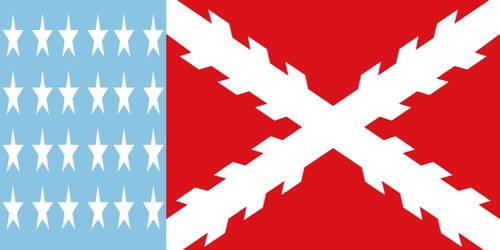 Variant Flag of Ecudor by SteamPoweredWolf