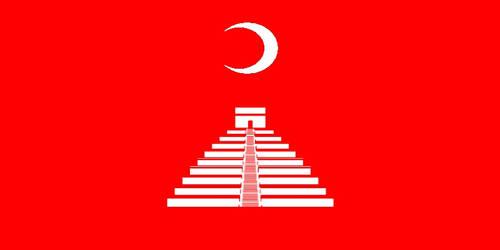Variant Flag of Peru by SteamPoweredWolf