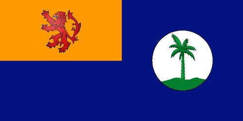 Variant Flag of Suriname by SteamPoweredWolf