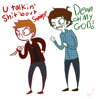 SPN:That's it,That's the show