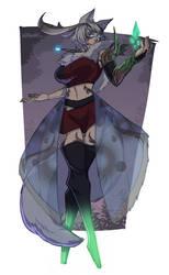 Faebuary - Rei