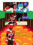 Tyranno Rider Episode 1 page 41
