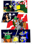Clash of Two Worlds Chapter 2 page 42 by SuperSentaiHedgehog