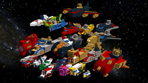 Lego Lupin Collection