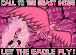 COMM: Let the Eagle Fly! by SuperSentaiHedgehog