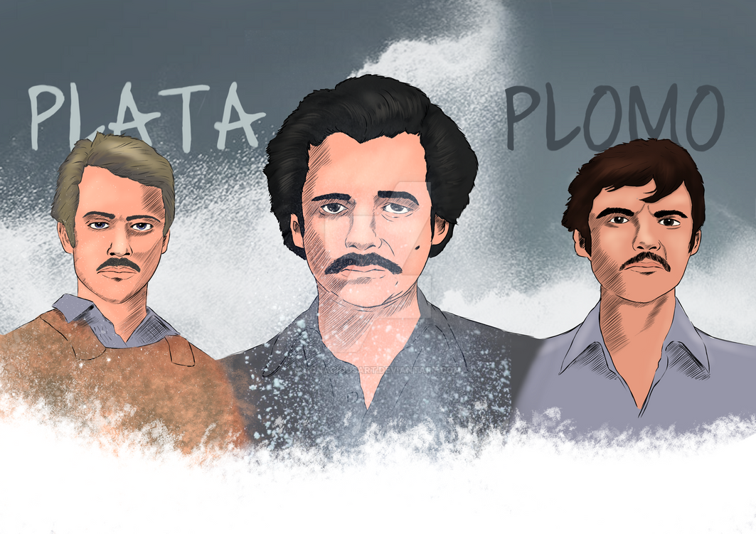 Plataoplomo by JonaciousArt