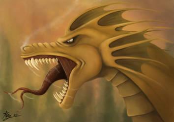 Drago by AbyArt-91