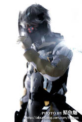 Metal Gear Solid 4 Raiden