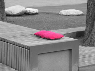 Pillow by Aribor