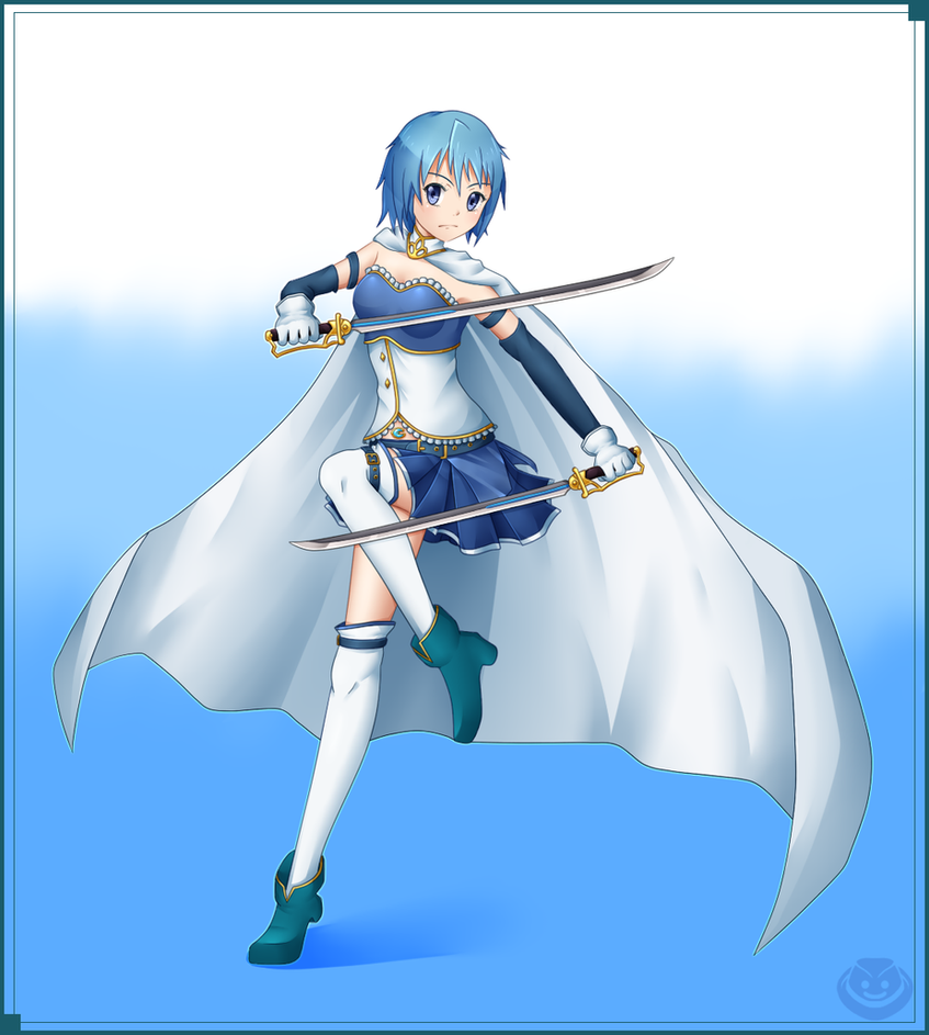 Sayaka Miki by Merum-SB-BlueOlimar