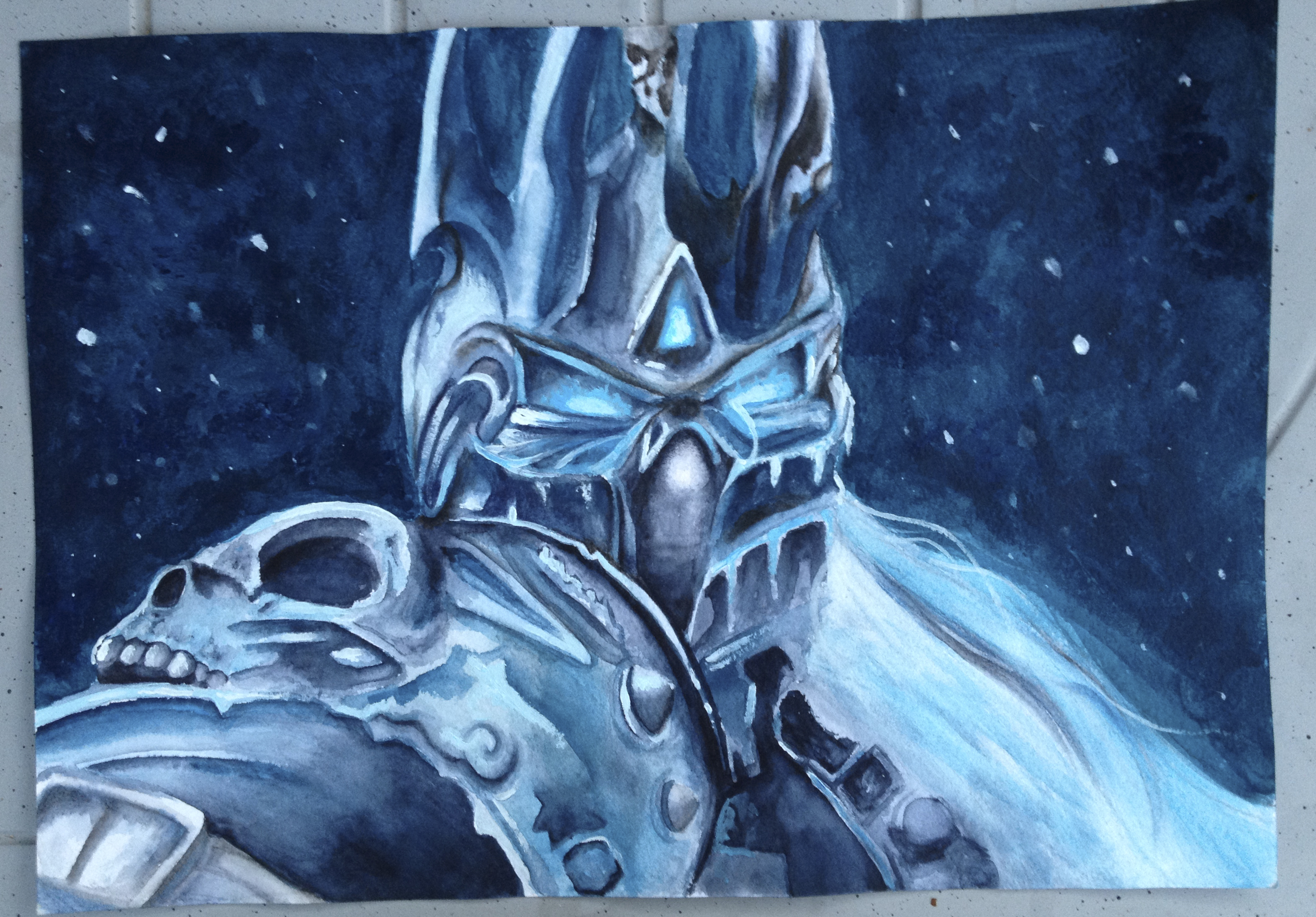 LICH KING by inoxdesign
