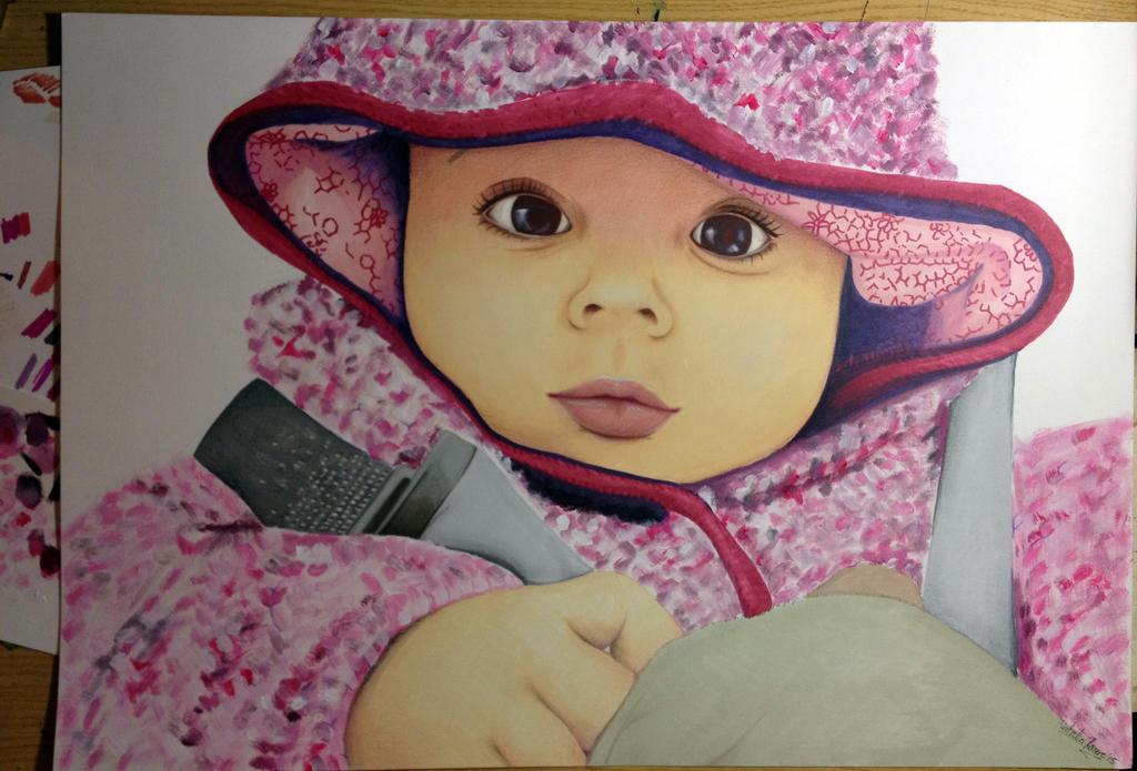BABY PORTRAIT by inoxdesign