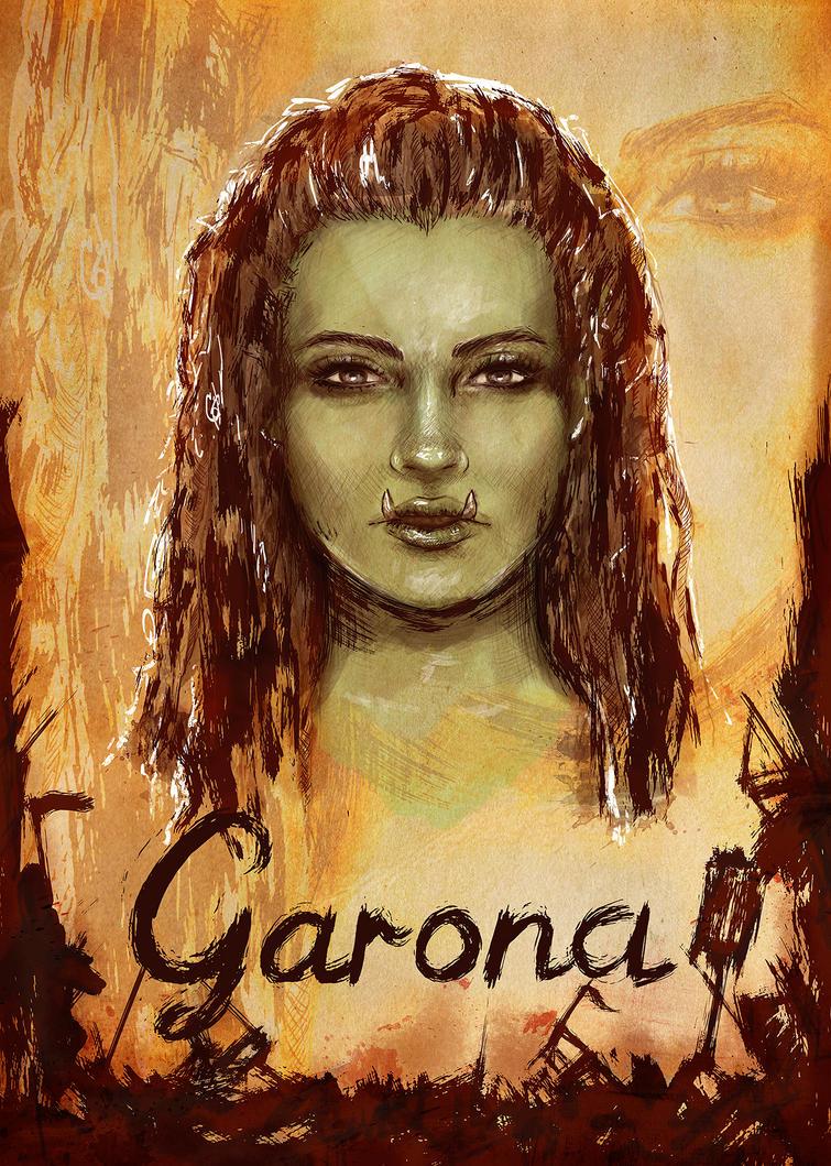GARONA by inoxdesign