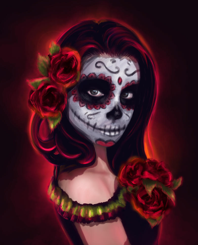 DAY OF THE DEAD by inoxdesign