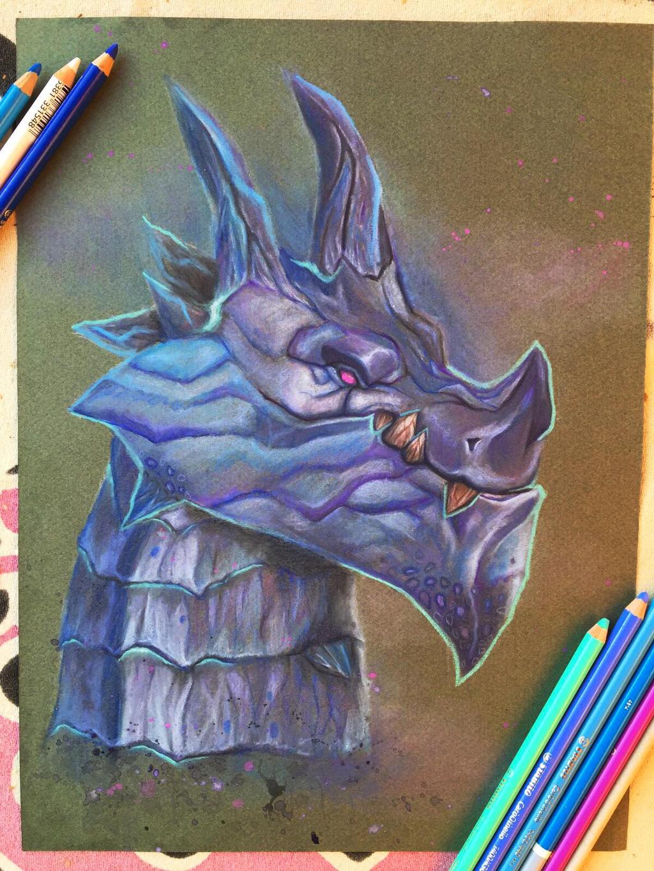 VETHIR FAN ART by inoxdesign