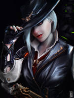 Ashe - Bob, do something! by inoxdesign