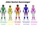03 Joku Sentai Auroranger by pipe07