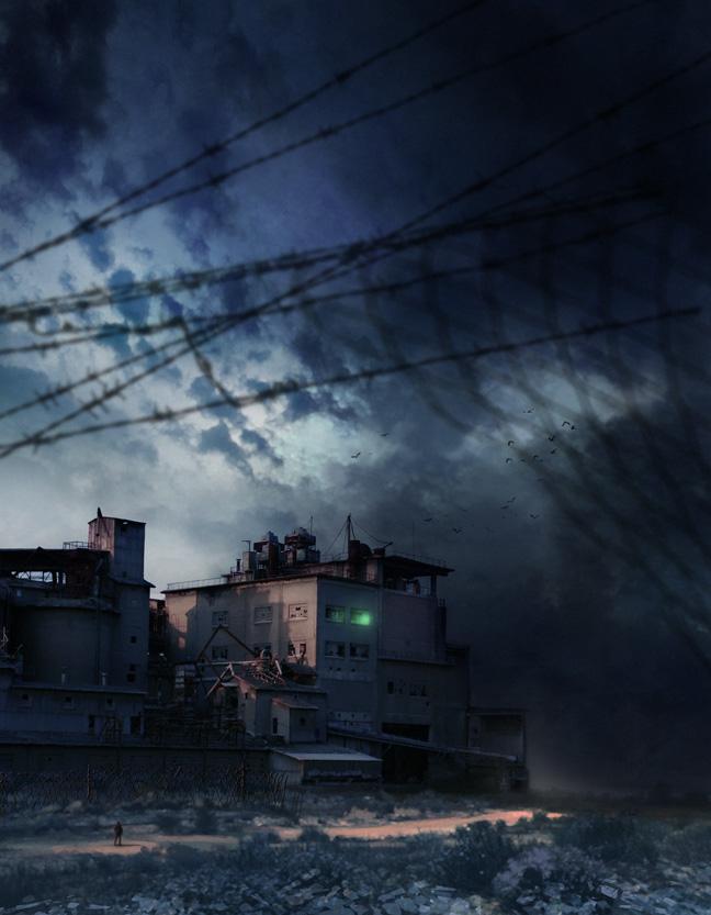 Old factory by KseniaYakushina