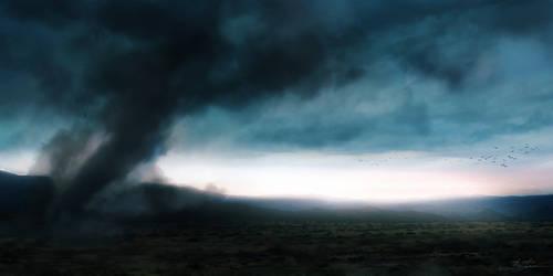 Tornado by KseniaYakushina