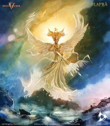 Goddess of Light by KseniaYakushina