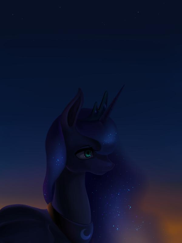 Night by ilanta