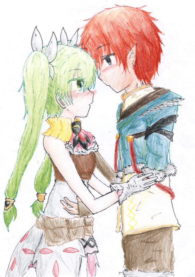 Rune Factory 4 dating Forte