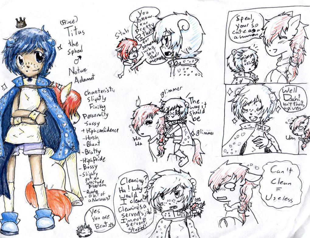 Spheal the shouta prince by DarkHakaru