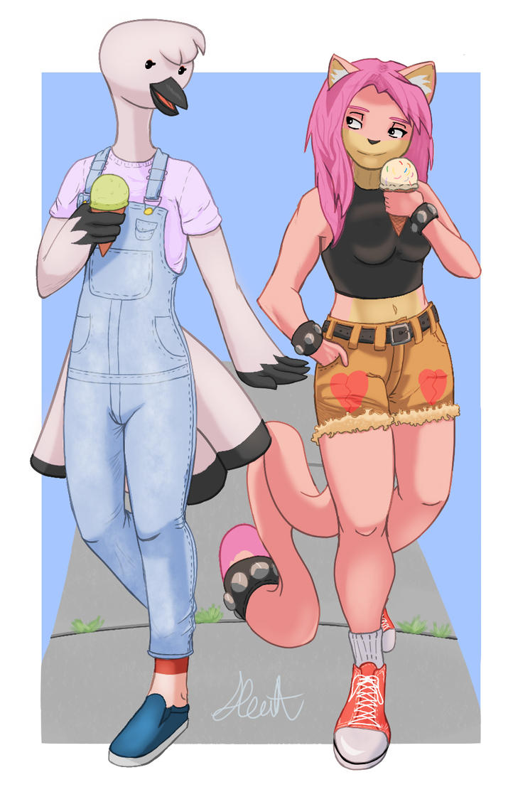 Ice Cream by the-Sleuth
