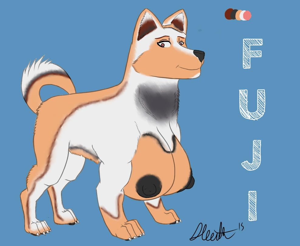 Fuji by the-Sleuth