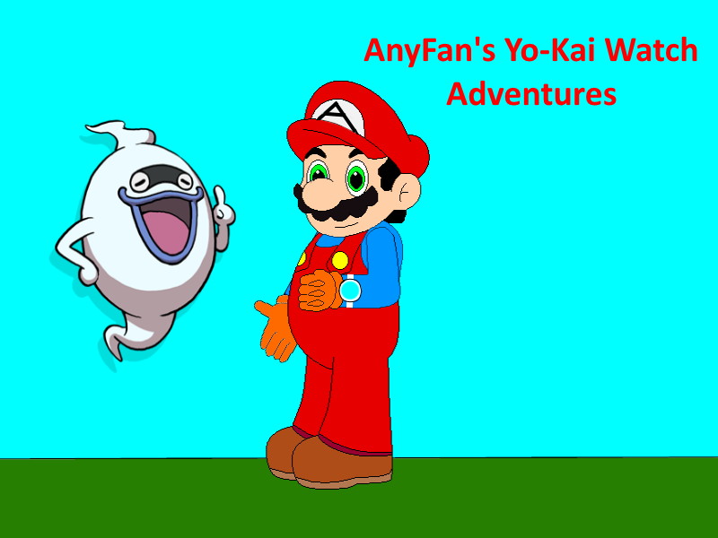 AnyFan's Yo-Kai Adventures by AnyFan1