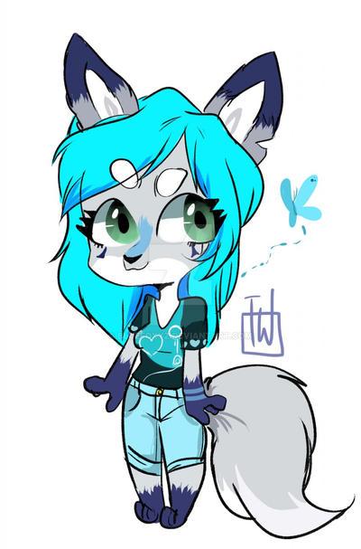 Bluefoxyz's Profile Picture