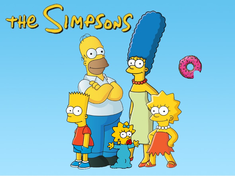 The simpsons the for Simpsons wallpaper for bedroom