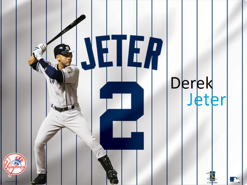 Derek Jeter Wallpaper By Artifypics On Deviantart