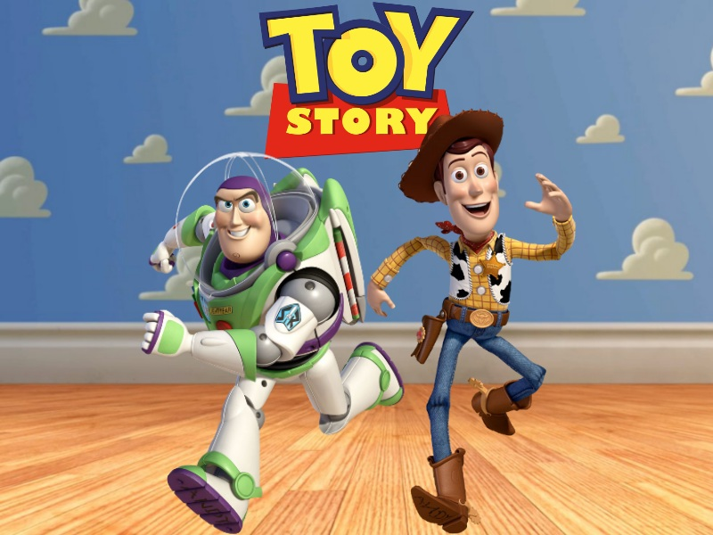 Toy Story Wallpaper By ArtifyPics