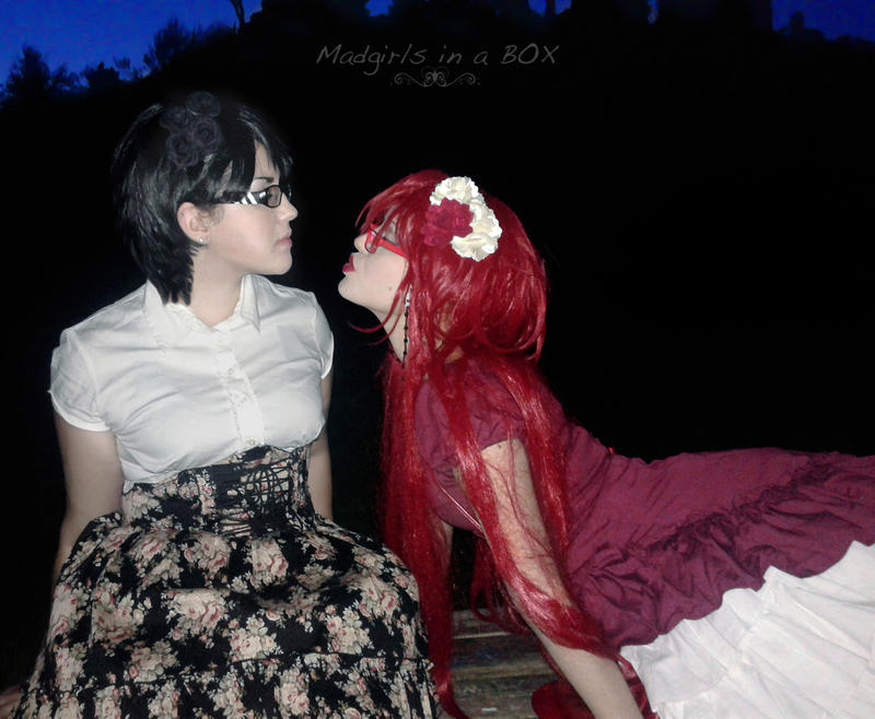 At night by Madgirls-In-A-Box