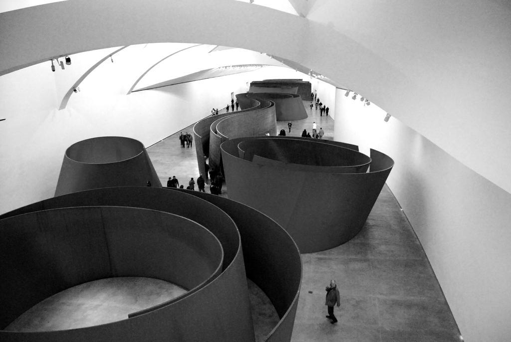 Richard Serra Art Piece by nikon-joker on DeviantArt