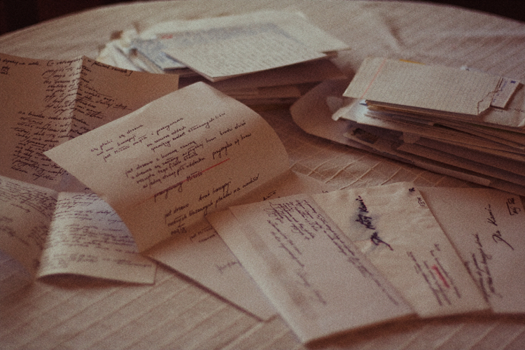 love letters by laura-makabresku