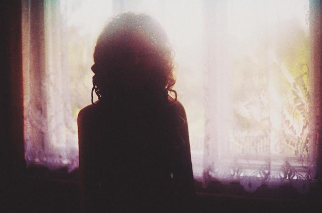 cosmos walk through her room by laura-makabresku