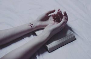 unfinished story I by laura-makabresku