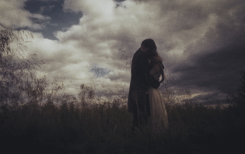 Our windy meadows I by laura-makabresku