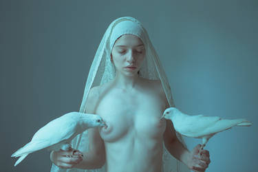 The Healing by laura-makabresku