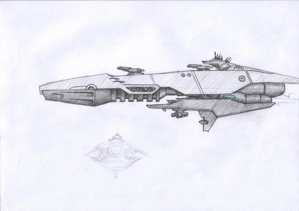 Battlecruiser by neb2069