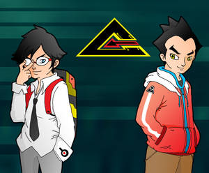 airul and gennar teen concept