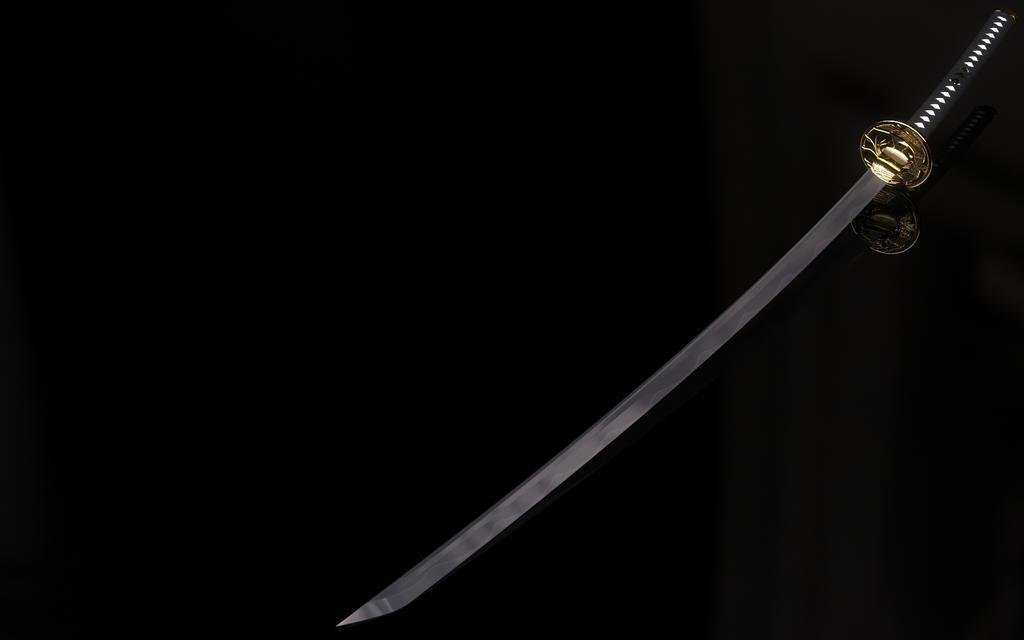 Katana Wallpaper-Simple Dark by Assassin00 on DeviantArt