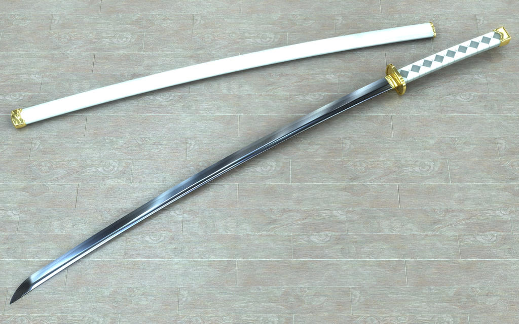Wadou ichimonji by assassin00 on deviantart - One piece sabre ...