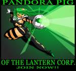 Brian B. Commish GL Pandora